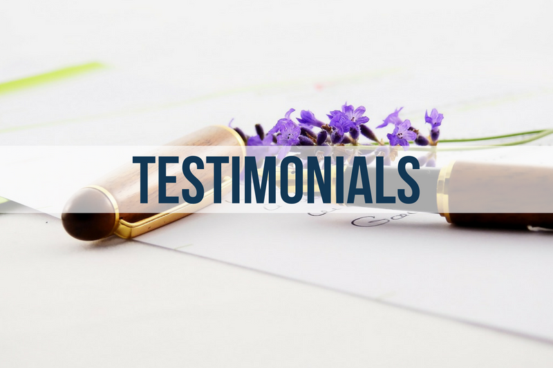 Allie D. Virtual Solutions Testimonials